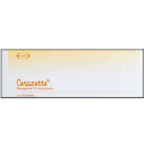 birth control pill Cerazette